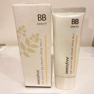 Innisfree air skin fit BB cream