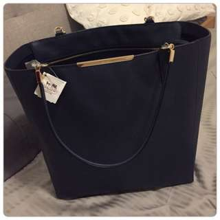 Coach Bag - Navy