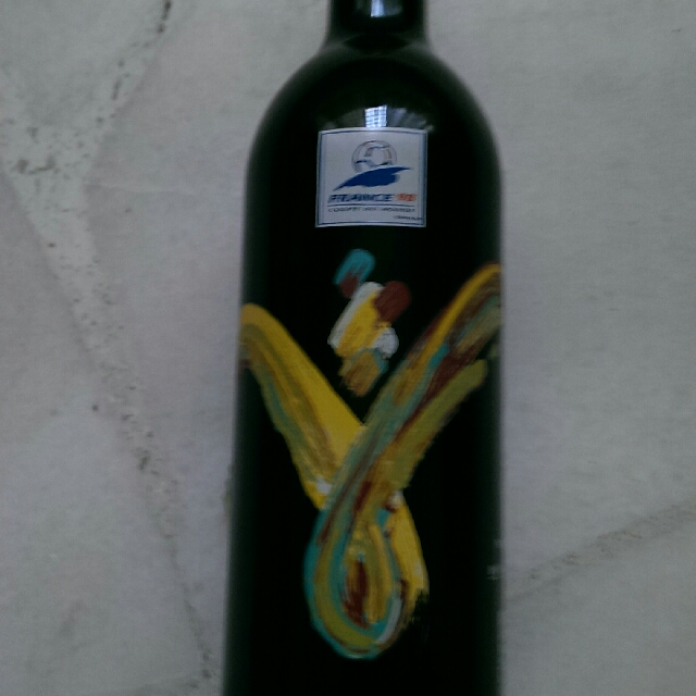 1997 Bordeaux Wine Limited Edition - 1998 World Cup France