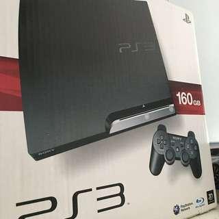 PS3 Consoles - Original Set