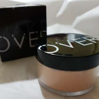Make Over Silky Smooth Translucent Powder - Rosy 02