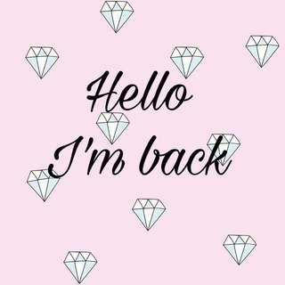 @prelovedby_kei is back