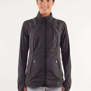Lululemon running jacket