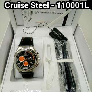 Cruise Technomarine, Fossil & TW Steel