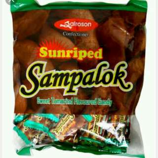 Sunriped Sampalok Candy