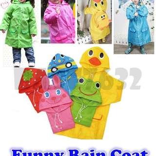 Children Raincoat / rain coat ANAK / jas hujan anak