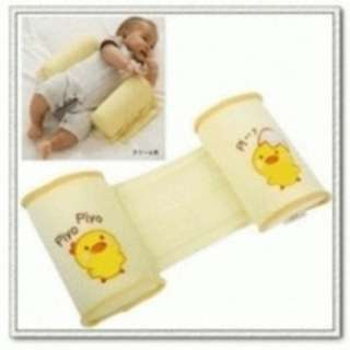 baby pillow infant shape pillow/correct the flat head/anti-roll pillow