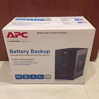 APC BX650CI-AS Battery Backup