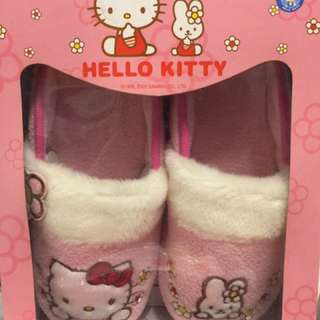 New Hello Kitty Room shoes - adult