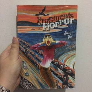 Junji Ito Fragment of Horror (Mint Condition)