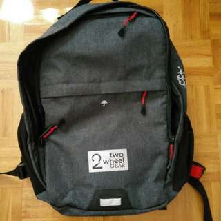 2 Wheel Gear Pannier Backpack