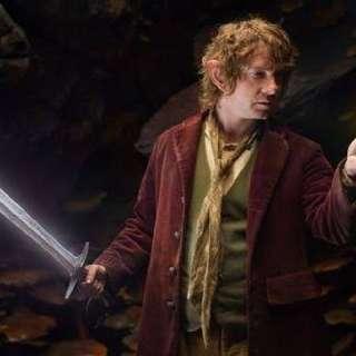 Bilbo Baggins costume + sword
