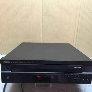 Yamaha Cd Player CDC585