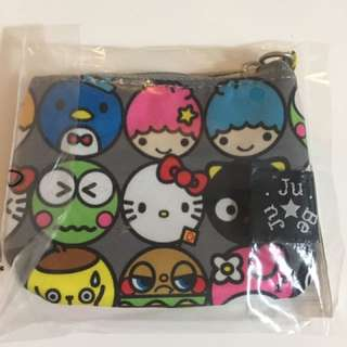BNIP JuJuBe Hello Friends Coin Purse