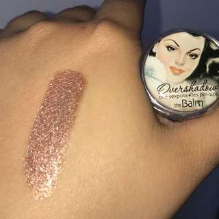 """THE BALM """"IF YOU'RE RICH, I'M SINGLE"""" LOOSE EYESHADOW"""