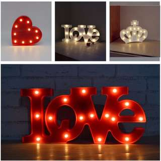 ❤️LED Decoration Marquee - #UOBPayNow