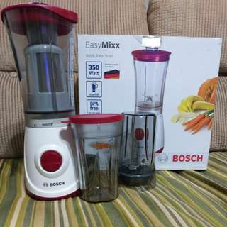 Bosch Blender/Food Processor 350w