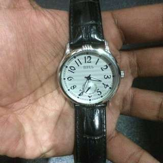 Titus brand new watch