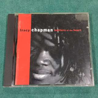 TRACY CHAPMAN (Matter of the Heart)
