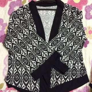 Black & White Outerwear