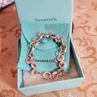 Tiffany&co925手鏈