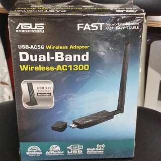 ASUS USB-AC56 Wireless Adapter