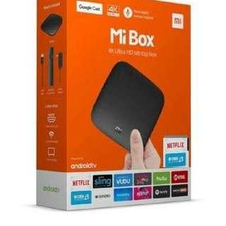 Xiaomi Mi Box (Android Tv Box
