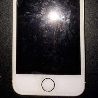 IPhone 5s iCloud locked