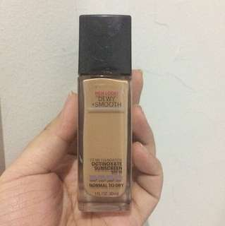 Maybelline Fit Me Dewy+Smooth no 230 Natural Buff