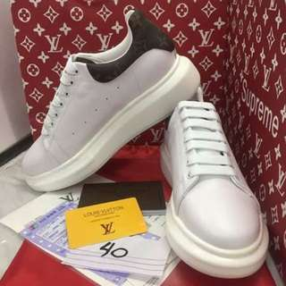 LV Shoes Original #2 from HK