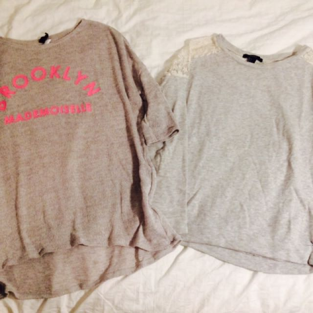 2 Fall Shirts!