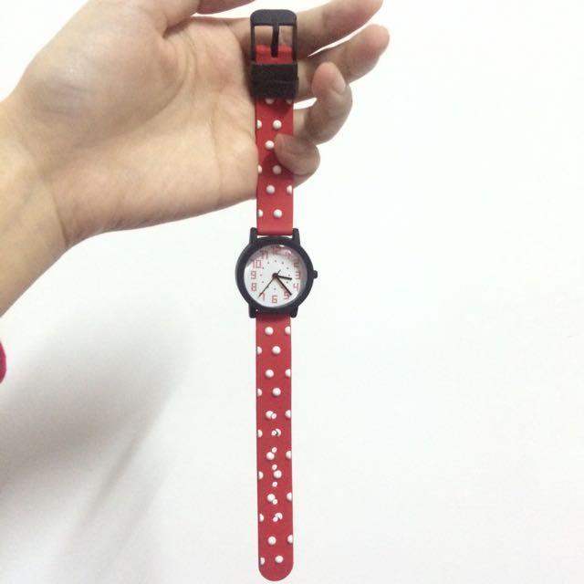 可愛點點錶