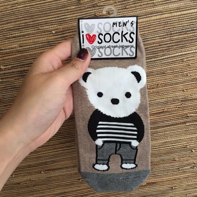 🇰🇷韓國短襪🇰🇷 熊仔呦🐻