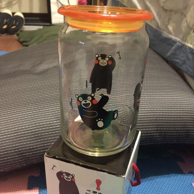 黑熊 密封罐