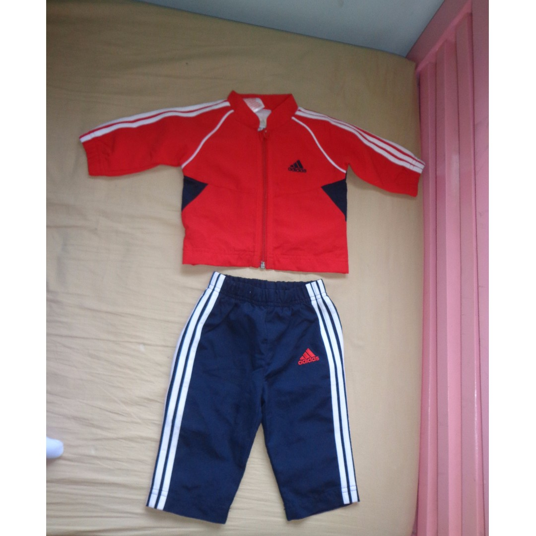 addidas windbreaker for infant