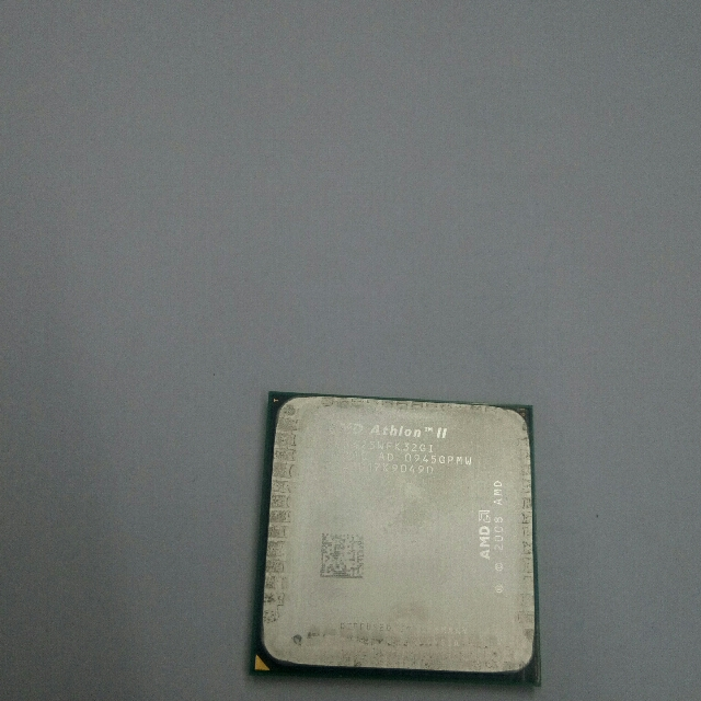 AMD Athlon II X3 425/2.7GhzCPU含散熱風扇