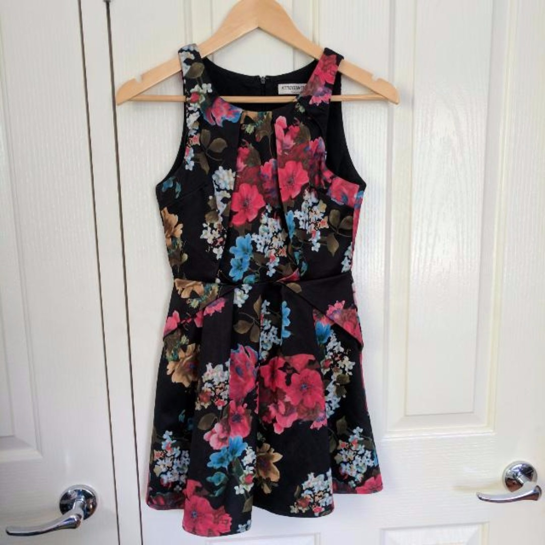 Atmos & Here Floral Dress
