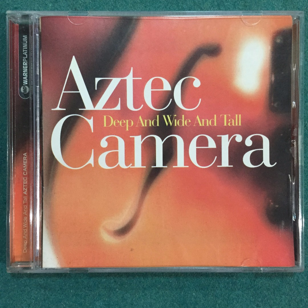 AZTEC CAMERA (Deep and Wide and Tall)