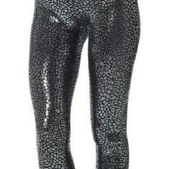 Black Milk Serpent leggings