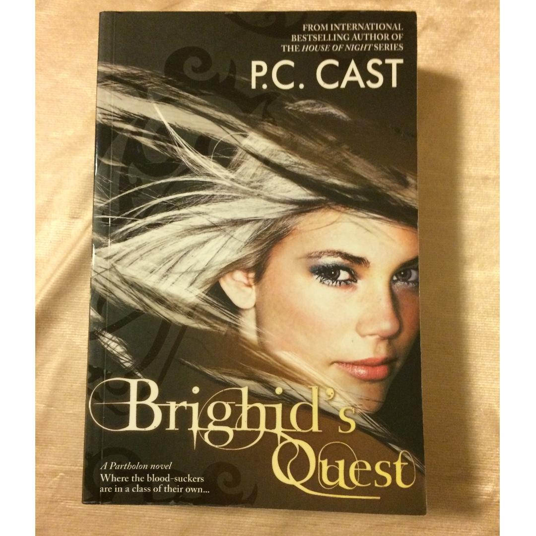 Brighid's Quest - P.C Cast