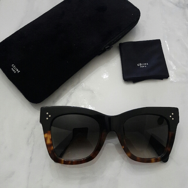 Celine Catherine Sunglasses