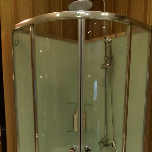 China Shower Room (standalone shower), Furniture, Others on Carousell