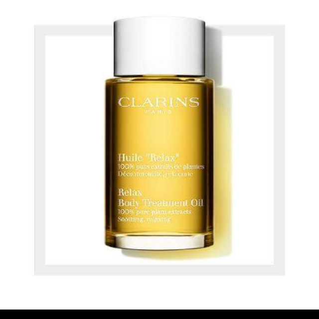 Clarins Relax Body Oil