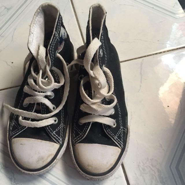 Converse sepatu anak