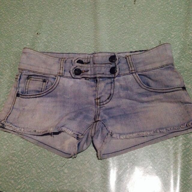 Double Botton Short.