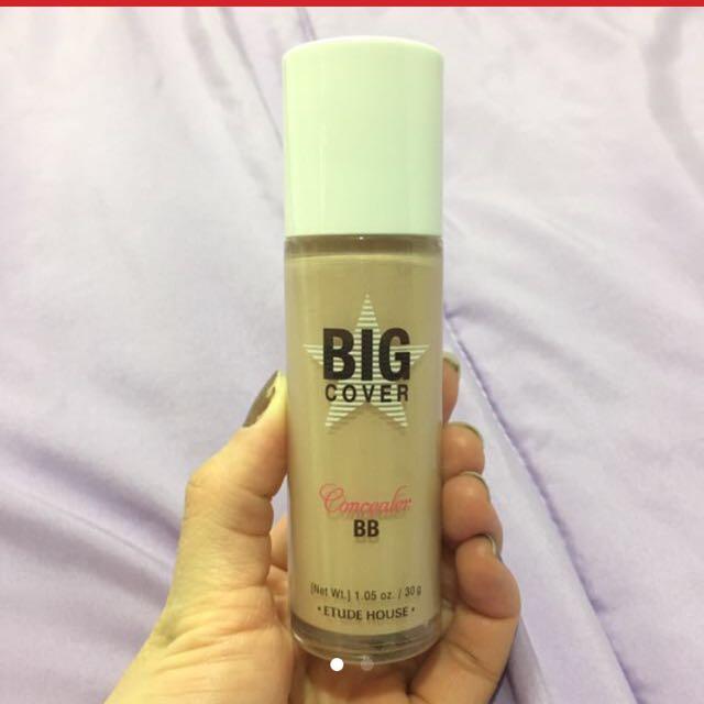 Etude Big Cover BB