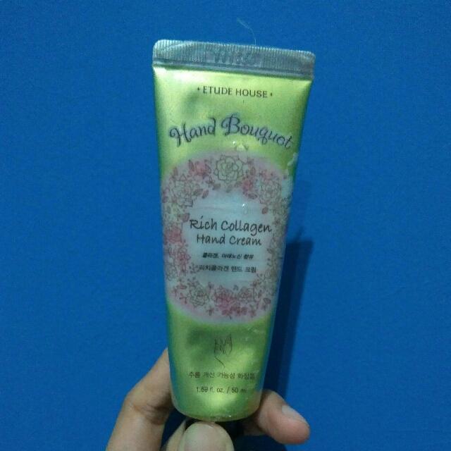 Etude House Rich Collagen Hand Cream
