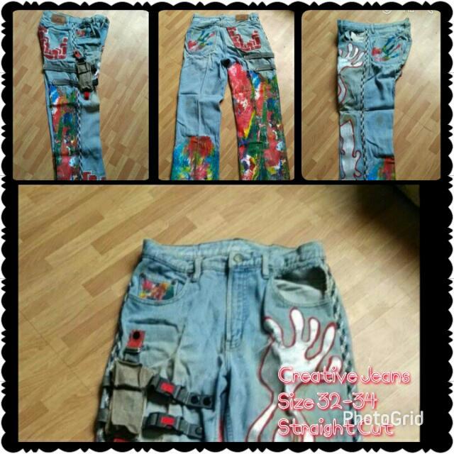 Designer's Pants