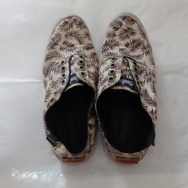 Flat Shoes Sneakon