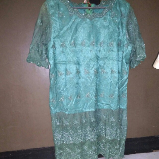 Green Brookat Top